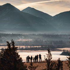 Columbia Wetlands Waterbird Survey (CWWS) Photo by Pat Morrow