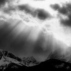 Storm clouds  Ross MacDonald