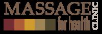 Massage for Health